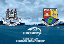 U20 Football - Leinster Championship