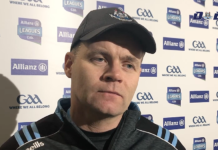 Dessie Farrell concerned of Dublin's Slow Starts