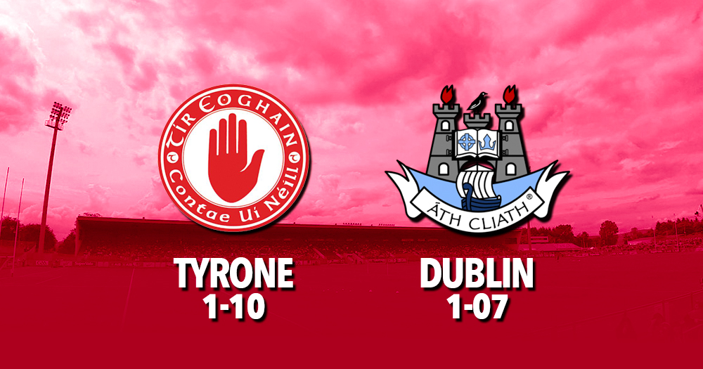 Rory Brennan Strikes Late for Tyrone