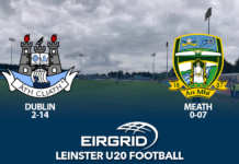 Leinster Semi Final - Dublin v Meath