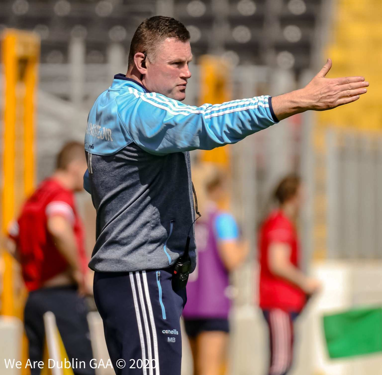 Dublin manager Mick Bohan was very happy with his sides win and effort during their Lidl National Football League round 2 victory over Mayo.