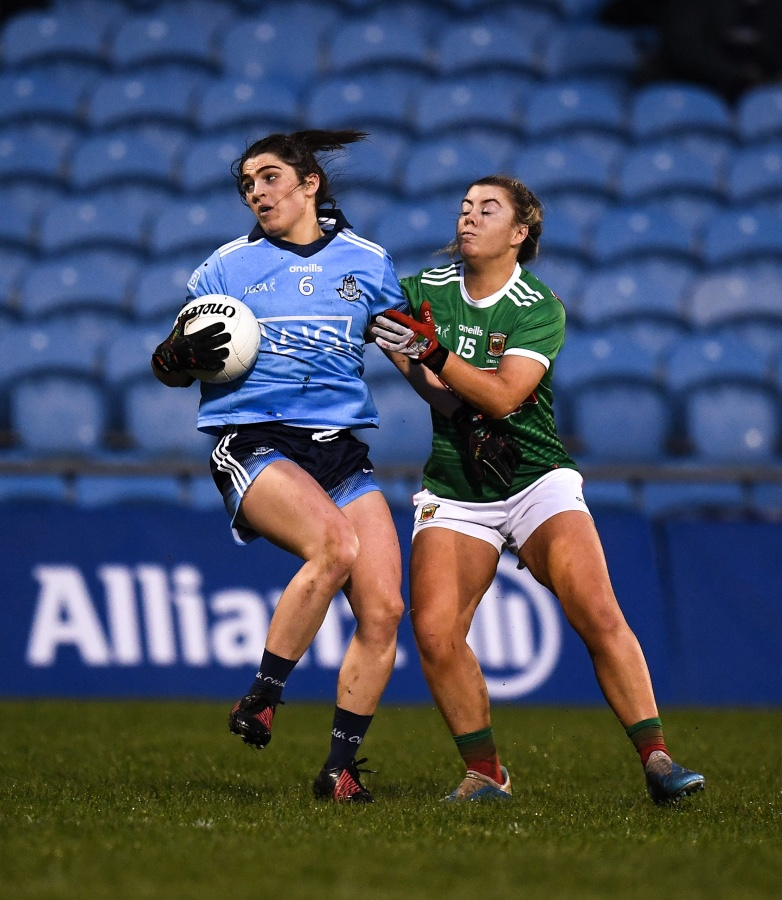 Hard working Dublin claim league victory over Mayo in Castlebar on Saturday night in the Lidl National Football League
