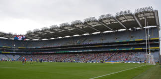 Croke Park - Coronavirus Test Location