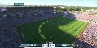 All Ireland Memories: Dublin v Mayo 2013