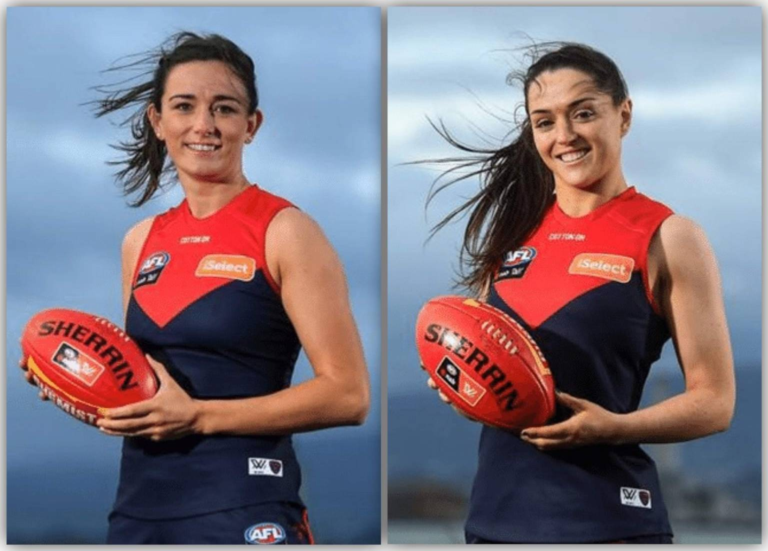 Dublin Duo Niamh McEvoy and Sinead Goldrick have had their AFLW season cut short due to Covid-19 so they can return home.