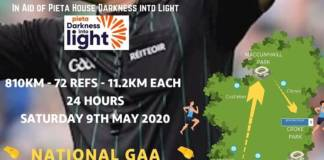 GAA Referees - Darkness Into Light