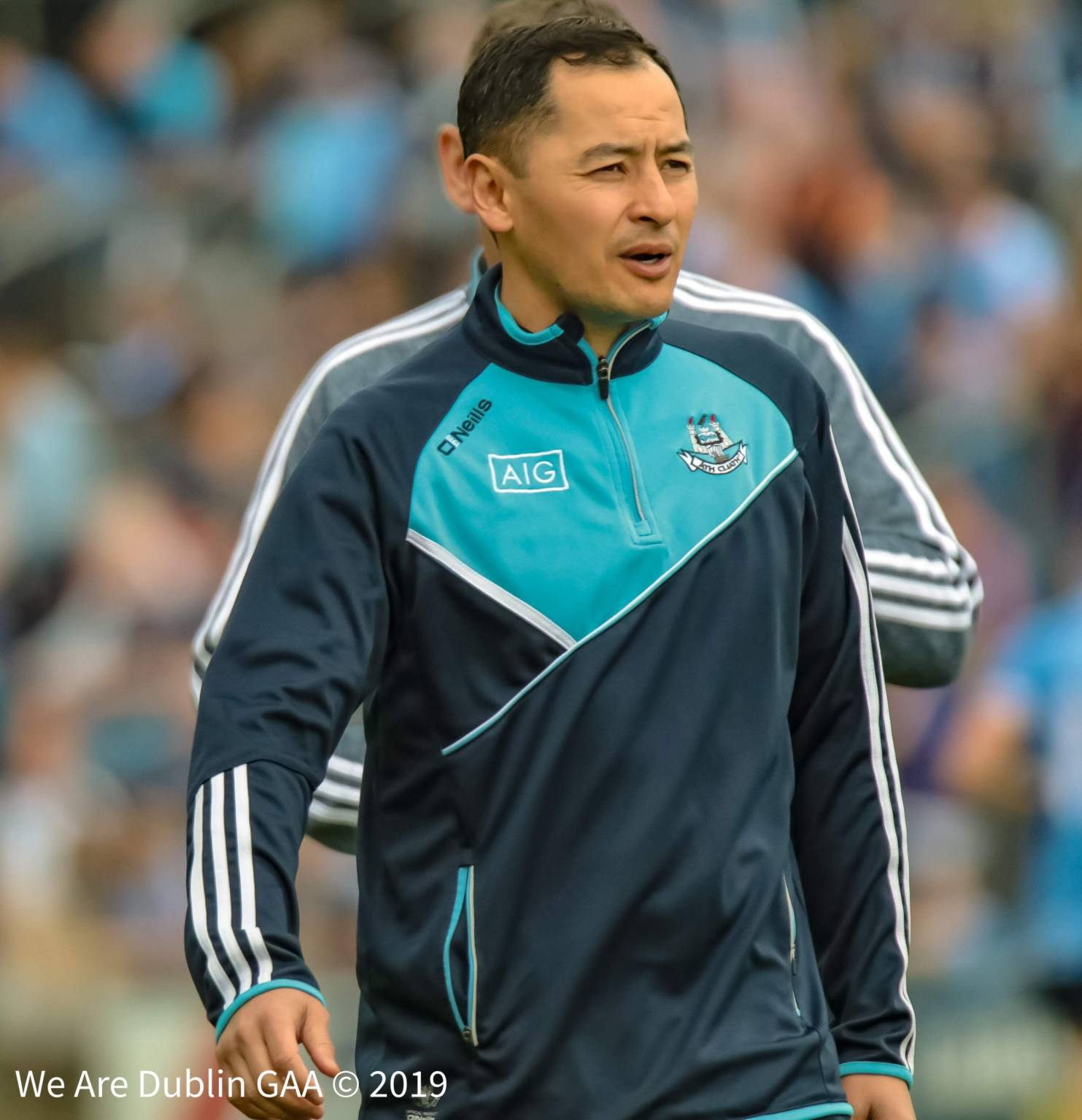 Dublin legend Jason Sherlock spoke about the racial slagging he received during his playing career on Sunday night's episode of The Sunday Game