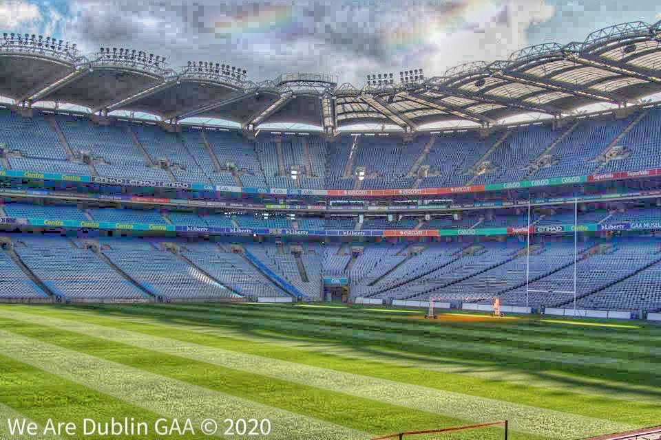 An empty Croke Park will look forward to welcoming back action in the coming months as the GAA release the 2020 hurling and football championship fixtures