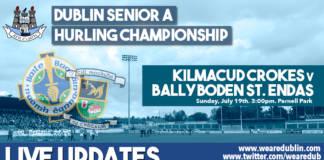 Live Updates - Kilmacud Crokes v Ballyboden St. Endas