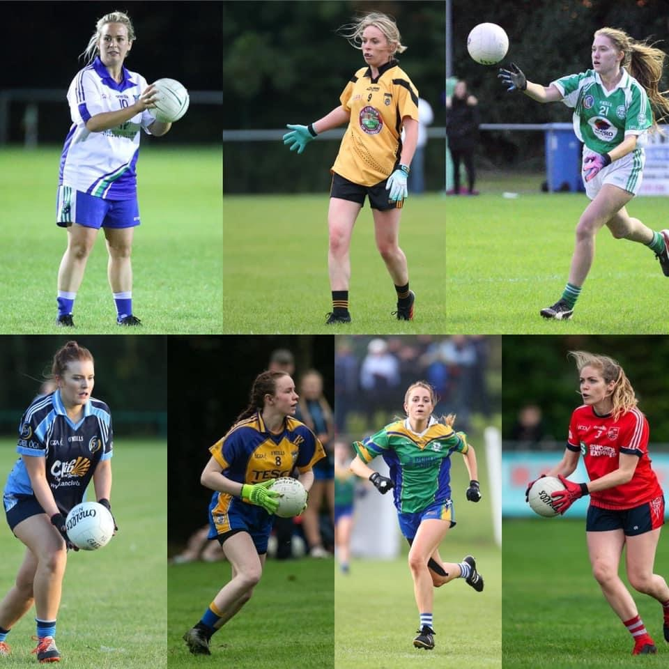 Final Dublin LGFA Championship group games at senior and various junior levels plus championship and shield final fixtures take place this week