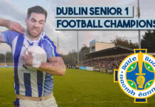 Senior Football Final - Ballyboden