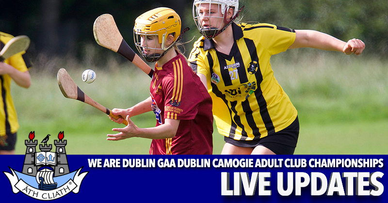 Dublin Camogie Senior 2 and Inter 1 Finals