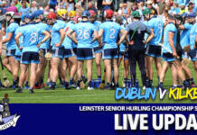 Leinster Senior Hurling - Live Updates