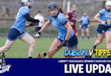 Liberty Insurance Senior Camogie - Live Updates
