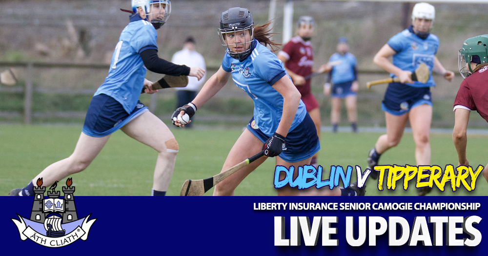 Liberty Insurance Senior Camogie - Live Updates