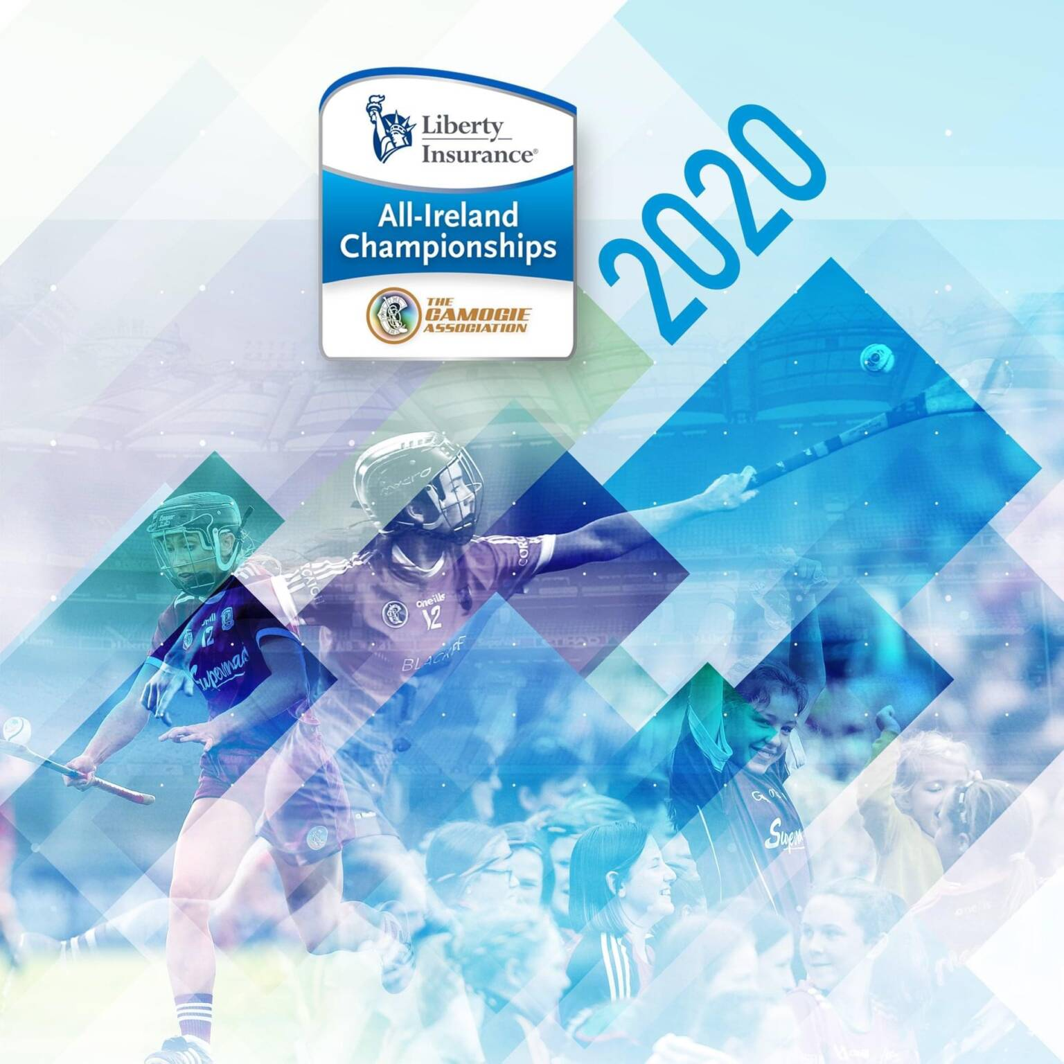 Promotional poster for the 2020 Liberty Insurance All Ireland championship