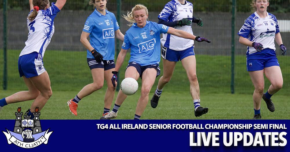 TG4 All Ireland Senior Football Semi Final Live Updates