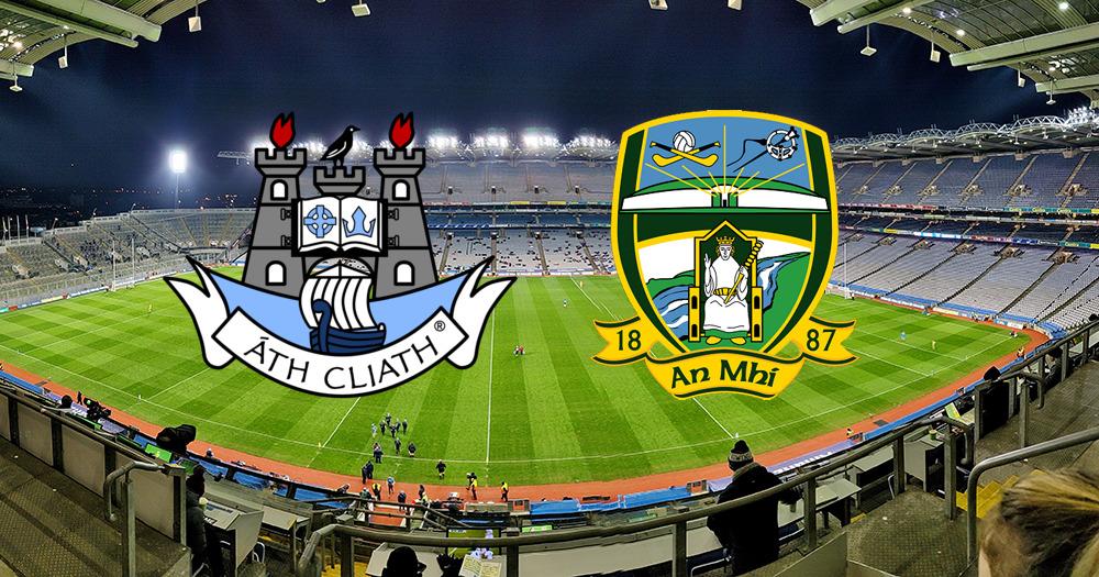 All Ireland Semi Final Up for Grabs - Dublin v Meath