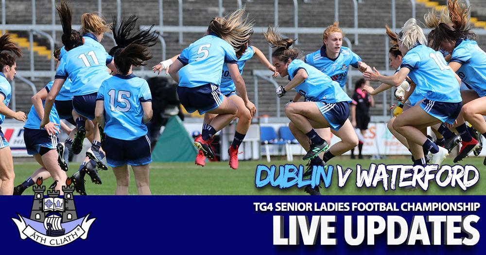 TG4 Senior Ladies Football Championship - Live Updates