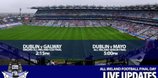 Live Updates - All Ireland Football Final Day