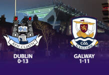 U20 All Ireland Final - Dublin v Galway