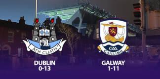 U20 All Ireland Final - Dublin v Galway