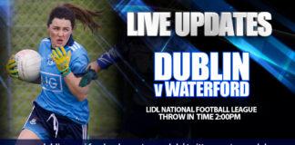 Live Updates - Lidl National Football League