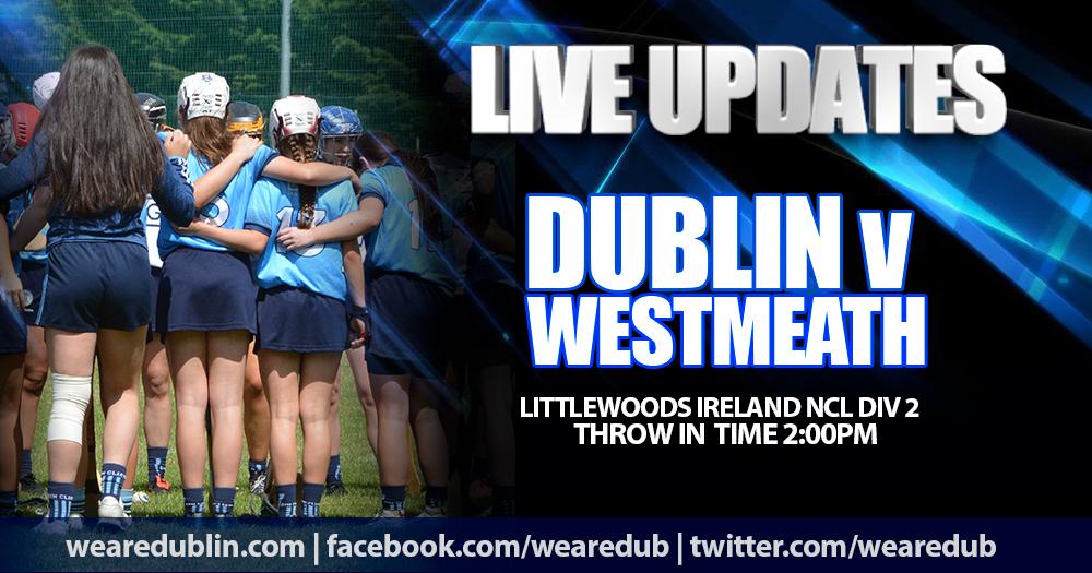 Live Updates - Dublin v Westmeath