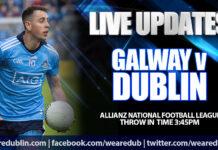 Live updates - Allianz National Football League