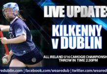 Live Updates - All Ireland U16 Camogie Championship