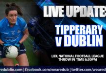 Live Updates - Tipperary v Dublin