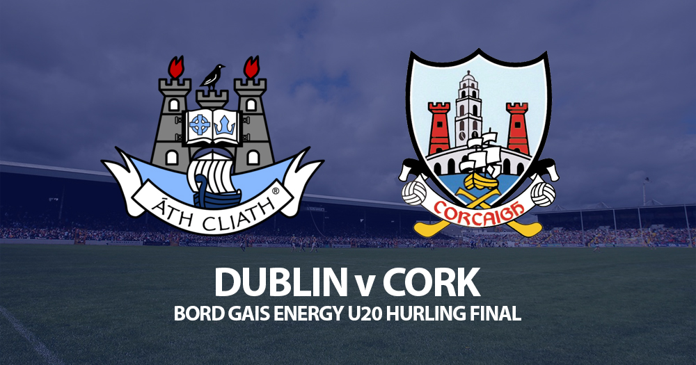 U20 Hurling - All Ireland Championship FInal