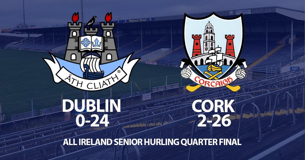 Senior Hurling Championship - Dublin v Cork