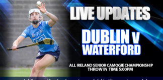 Live Updates - Dublin v Waterford
