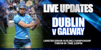 Live Updates - Dublin v Galway