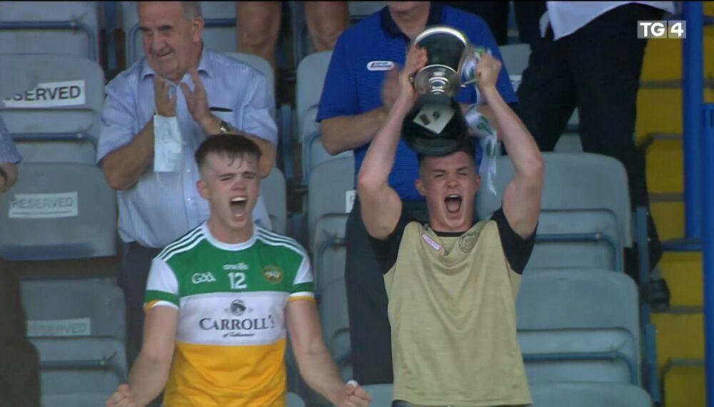 Offaly - Leinster U20 Champions