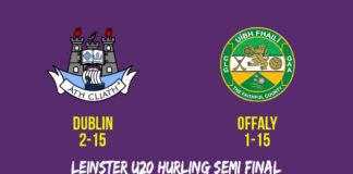 Leinster U20 Semi Final