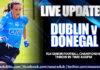 Live Updates - Dublin v Donegal
