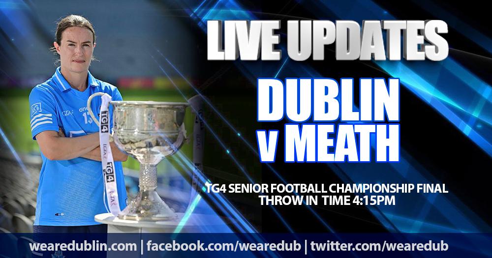 Live Updates - TG4 Senior Football Championship
