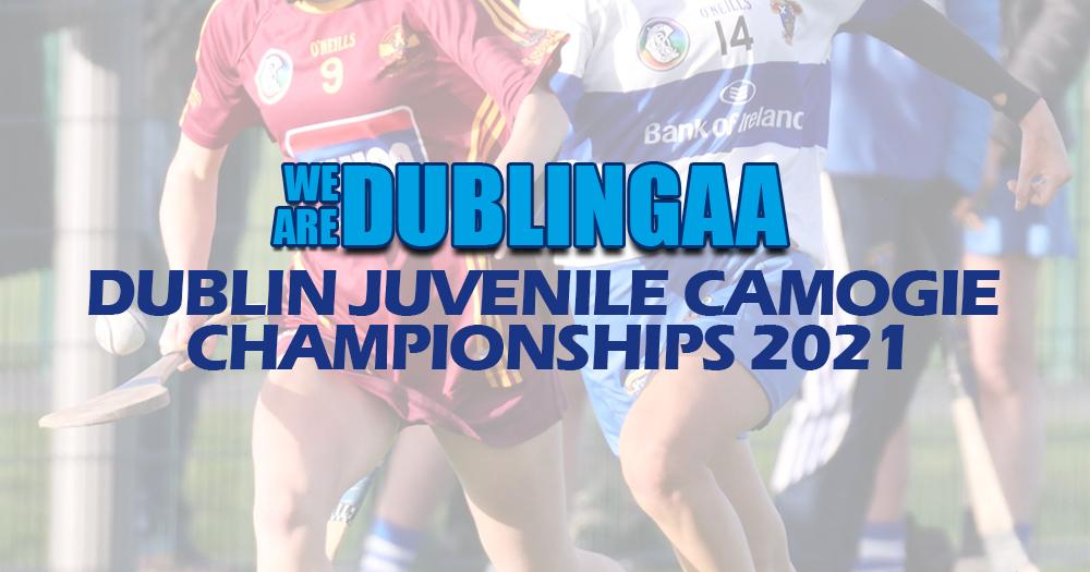 We Are Dublin GAA Dublin Juvenile Camogie Championships